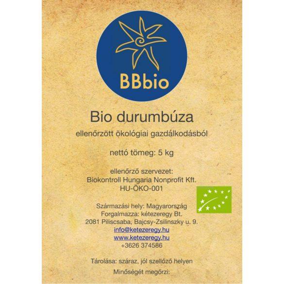 bio durumbúza (5kg) - BBbio