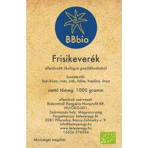 Frischkornbrei-Mischung