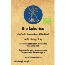 bio kukorica (1kg) - BBbio