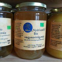 """""""Nyári-szellő"""" bio vegyesvirág-méz 900g (BBbio)"""