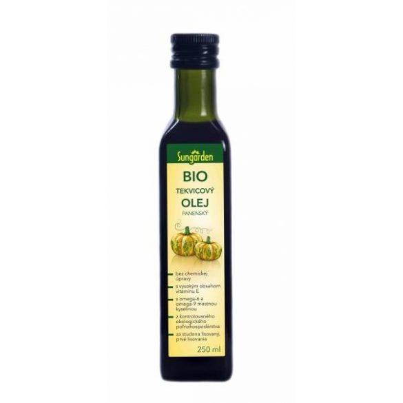 Bio Kürbiskernöl - Sungarden - 250 ml