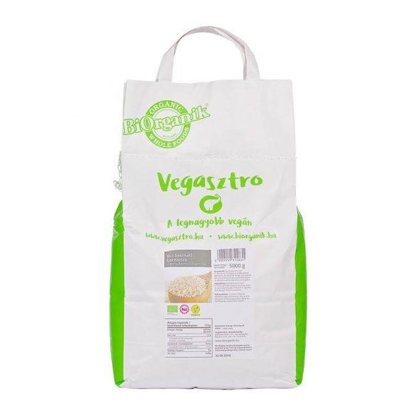 Bio barna basmati rizs, - Biorganik - 5 kg