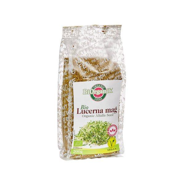 bio Alfalfa - 200g - BiOrganik