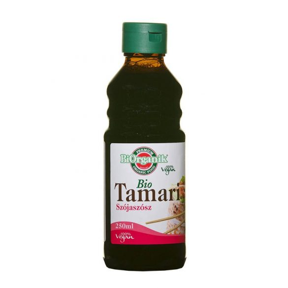 bio Tamari szójaszósz, 250 ml - BiOrganik