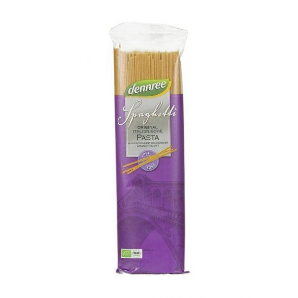 bio-durumtészta - spaghetti - Denree - 500 g