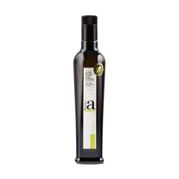Bio olivaolaj extra szűz, ARBEQUINA - deortegas - 500 ml