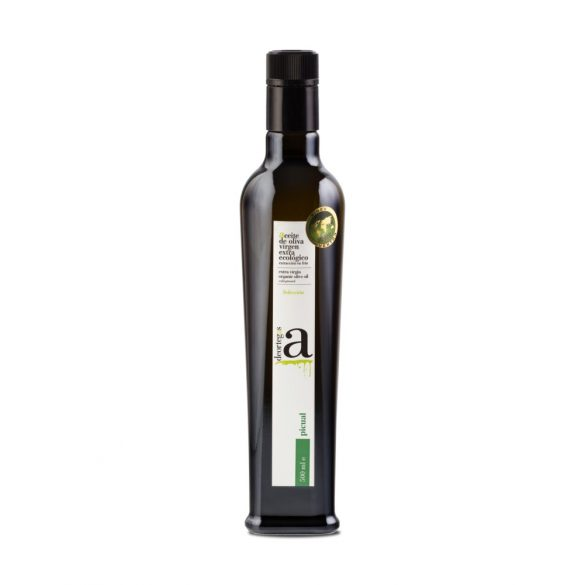 Bio olivaolaj extra szűz, PICUAL - deortegas - 500 ml