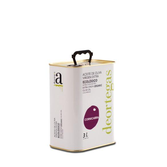 Bio olivaolaj extra szűz, CORNICABRA - deortegas - 3 l