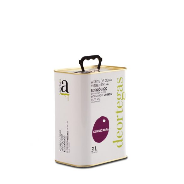 Bio Olivenöl extra virgin, CORNICABRA - deortegas - 3 l