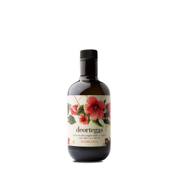 Bio Olivenöl extra virgine, Hojiblanca - deortegas - 500 ml