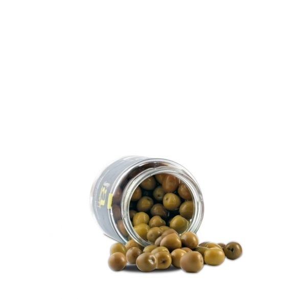 Bio olívák, ARBEQUINA - deortegas - 340 gr