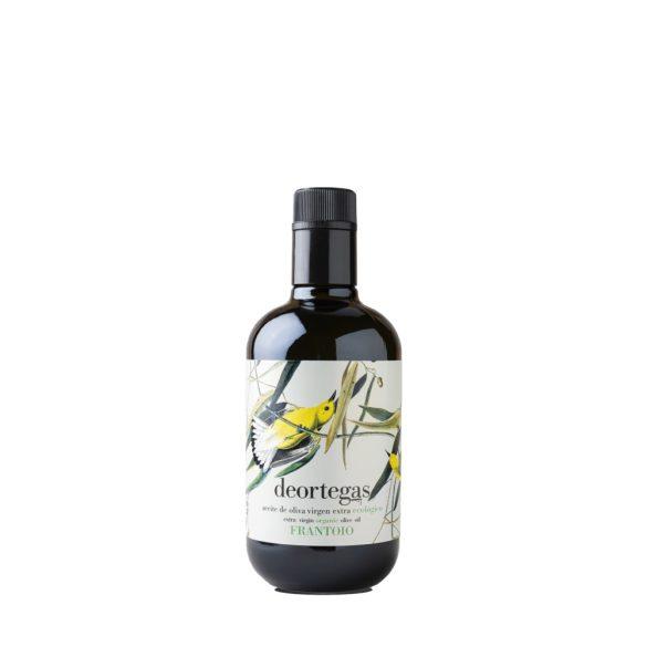 Bio olivaolaj extra szűz, FRANTOIO - deortegas - 500 ml