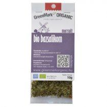 Bio Bazsalikom - morzsolt (Greenmark) 10 g