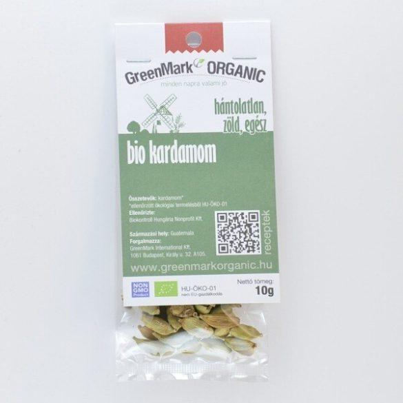 Bio Kardamon, egész (Greenmark) 10 g