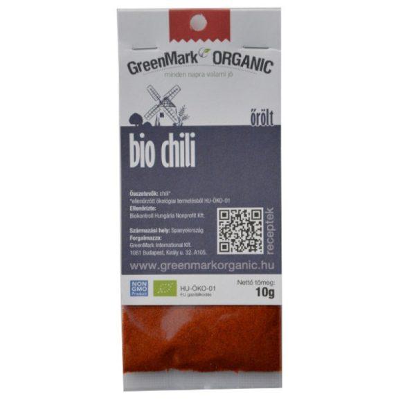 Bio Chili, őrölt (Greenmark) 10 g