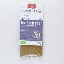 Bio Koriander, őrölt (Greenmark) 10 g
