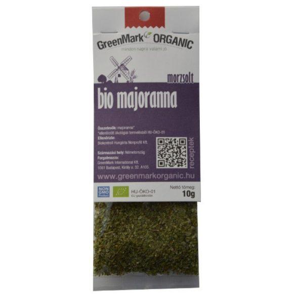 Bio Majoranna, morzsolt (Greenmark) 10 g