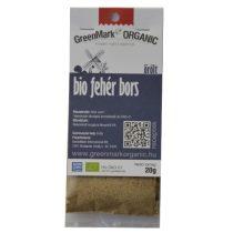 Bio Fehér bors, őrölt (Greemark) 20 g