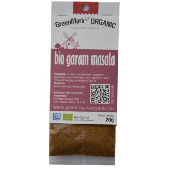 Bio Garam Masala (Greenmark) 20 g