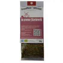 Bio Provencei fűszerkeverék (Greenmark) 20 g