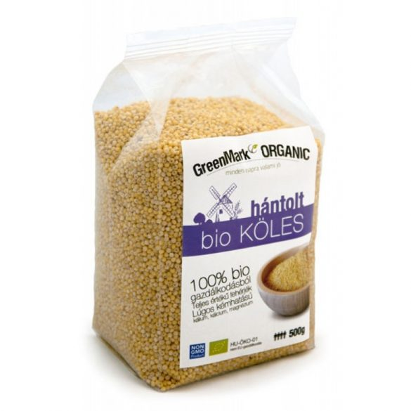 Bio köles (Greenmark) 500g