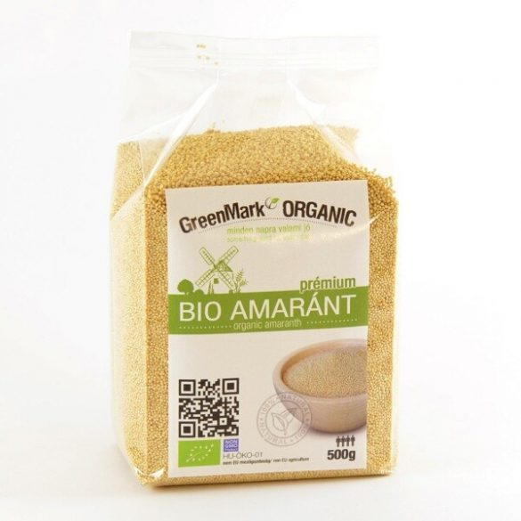 Bio Amaranth, 500g - Greenmark