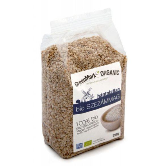Bio Sesam - ungeschält (Greenmark) 250g