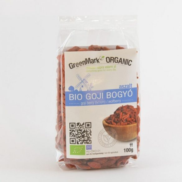 Bio Goji bogyó (Greenmark) 100g