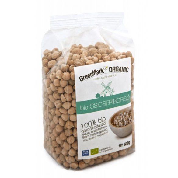 Bio csicseriborsó (Greenmark) 500g