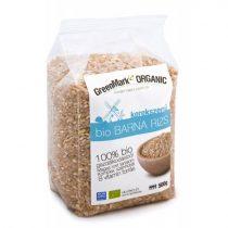 Bio barnarizs kerekszemű (Greenmark) 500 g
