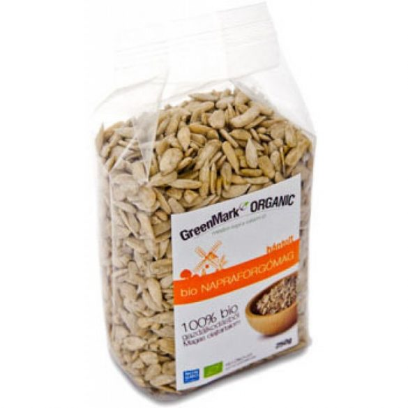 Bio Sonnenblumenkerne - geschält (Greenmark) 250g
