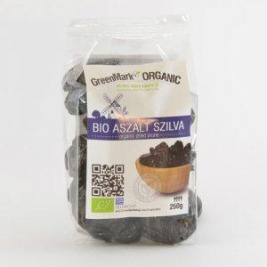 Bio Silva, aszalt, magozott (Greenmark) 250g