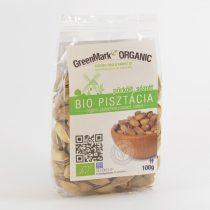 Bio Pisztácia, pörkölt, sózott (Greenmark) 100g