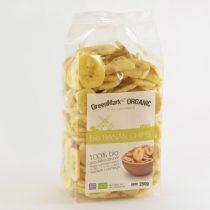 bio Banán chips (Greenmark) 250g