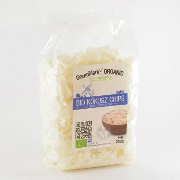 bio Kokusz chips (Greenmark) 200g