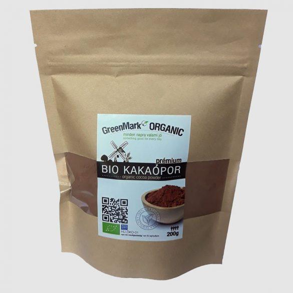 Bio Kakaopulver (Greenmark) 200g