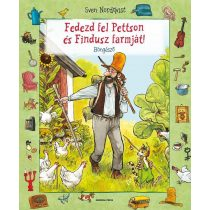Fedezd fel Pettson és Findusz farmját!
