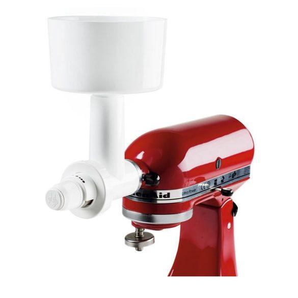 Acélmalom-előtét KitchenAid robotgéphez