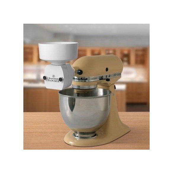 Flocker-Vorsatz für KitchenAid Küchenmachine