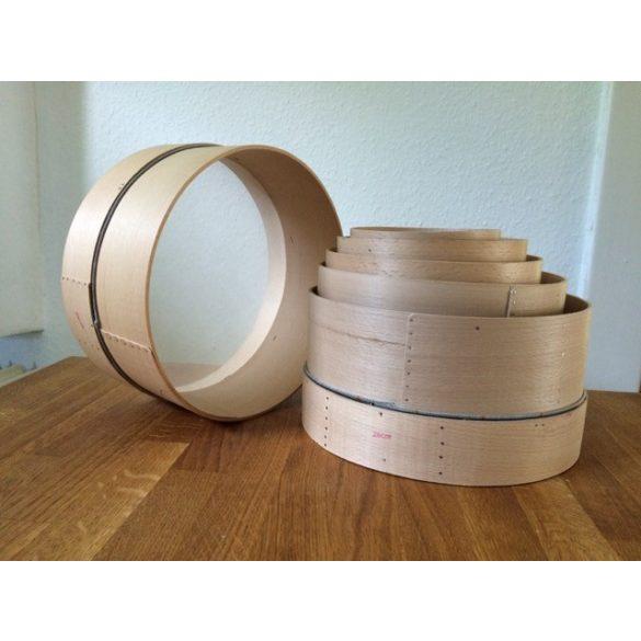 Kézi szita - ø 26 cm - finomság 0,7 mm