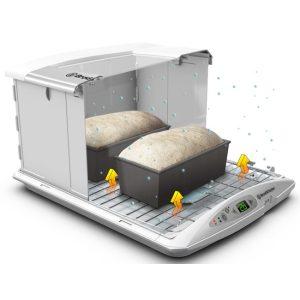 Brød & Taylor kelesztő gép