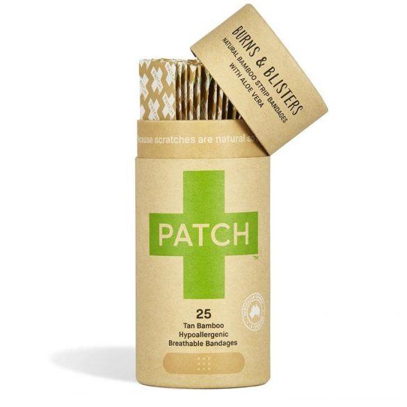 Patch ragtapasz (sebtapasz) - aloe vera - 25 db.