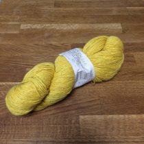 Biogyapjúfonal – festett - sárga