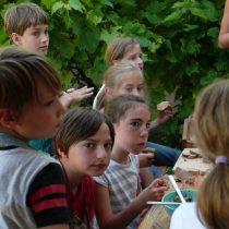 Szilvásgombóc-tábor - napközis főzőtábor gyerekeknek - 2019 július 22–26 - 7–12 éveseknek