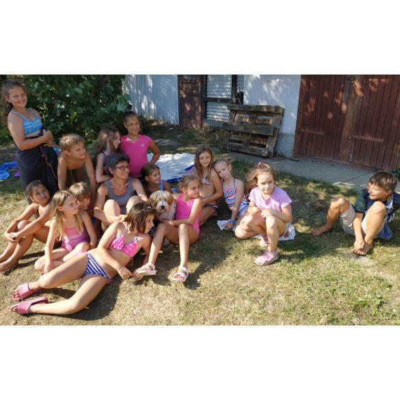 Szilvásgombóc-tábor - 2020 június 15-19, napközis főző- és kézművestábor 7-12 éves gyerekeknek