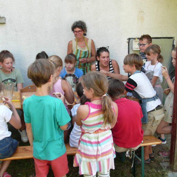 Szilvásgombóc-tábor - 2020. augusztus 3–7., napközis főző- és kézművestábor 7-12 éves gyerekeknek