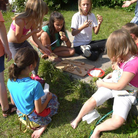 Szilvásgombóc-tábor - 2021. június 28–július 2., napközis főző- és kézművestábor 7-12 éves gyerekeknek