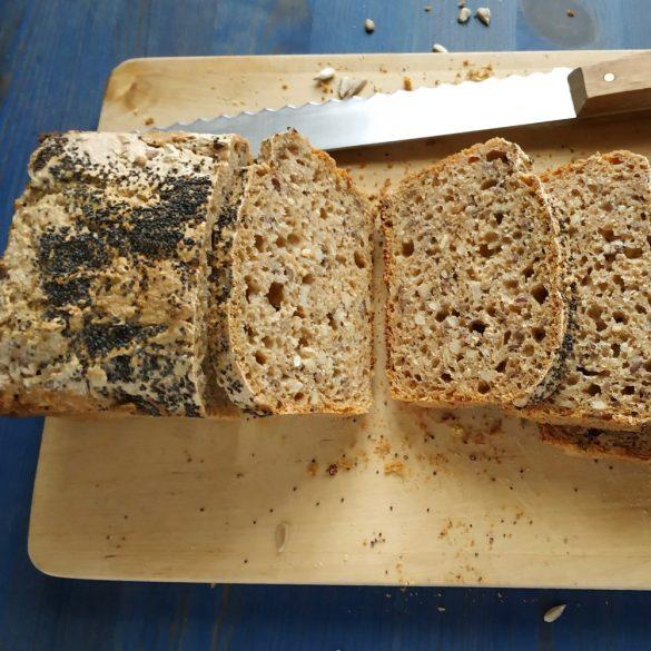 Gyors kenyerek és zsemlék a mindennapokra – 2021. október 2.