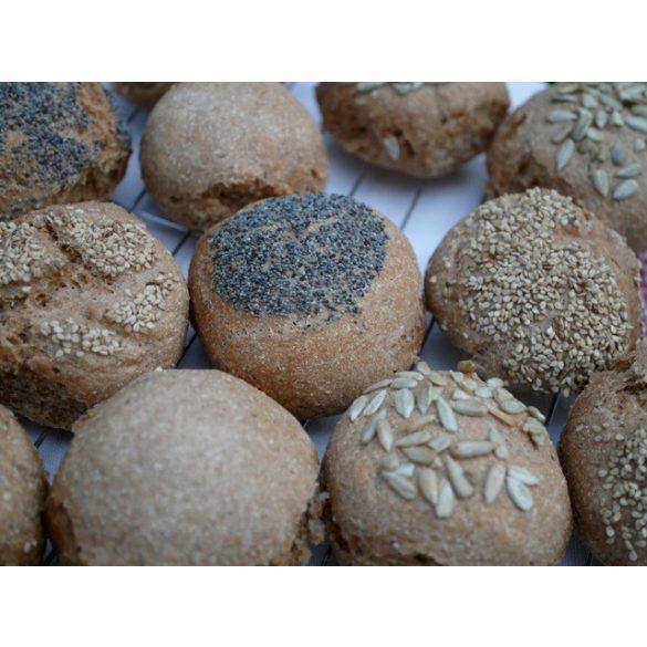 Gyors kenyerek és zsemlék a mindennapokra – 2020. augusztus 15.