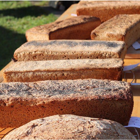 Kenyérsütő tanfolyam – kovászos kenyerek - 2020. október 17.
